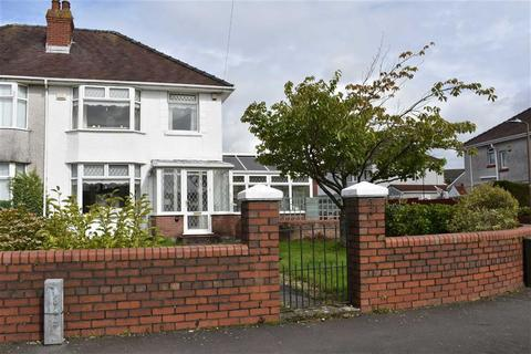 3 bedroom semi-detached house for sale - Gendros Crescent, Gendros