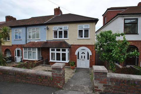 3 bedroom end of terrace house for sale - Tyning Road, Knowle, Bristol