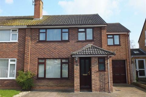 4 bedroom semi-detached house to rent - Cowley Close, Benhall, Cheltenham