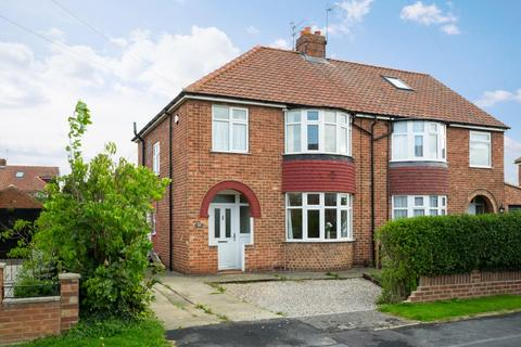 3 bedroom semi-detached house for sale - Manor Park Road, York