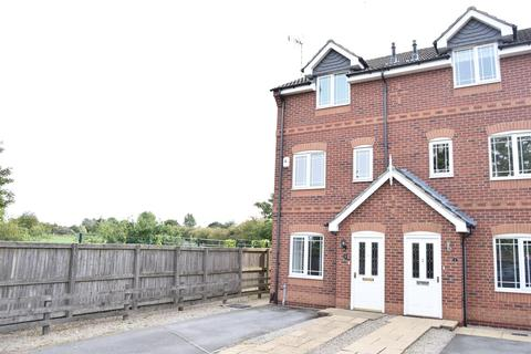 3 bedroom semi-detached house for sale - Blackthorn Drive, Mansfield