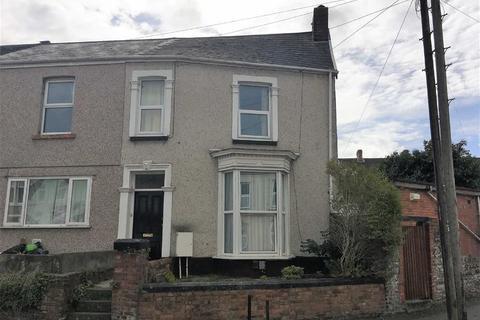 5 bedroom end of terrace house for sale - Marlborough Road, Swansea, SA2