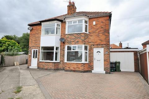 2 bedroom semi-detached house for sale - Crosslands Road, Fulford, York Y010 4JD