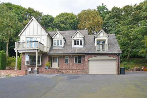 5 bedroom detached house for sale - Orchard House, Ravenscliffe Road, Kidsgrove