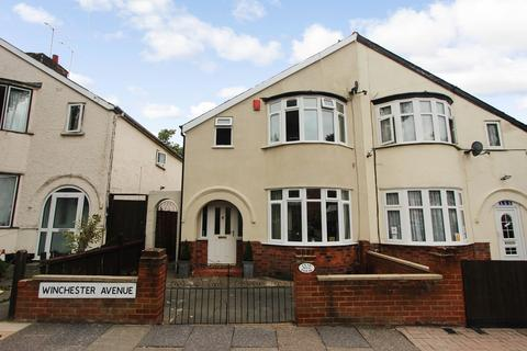 3 bedroom semi-detached house for sale - Winchester Avenue, Leicester, LE3