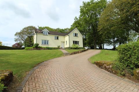 5 bedroom detached house for sale - The Narth, Monmouth, NP25