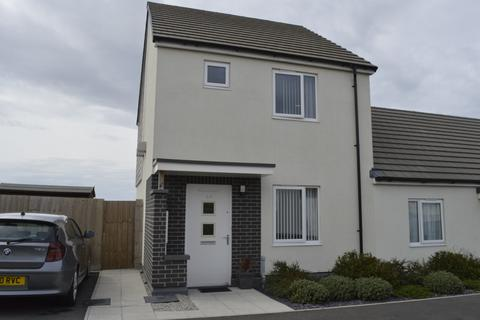 2 bedroom semi-detached house for sale - Gwel Trenoweth, North Country