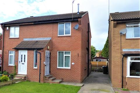 2 bedroom semi-detached house for sale - Bransby Close, Farsley