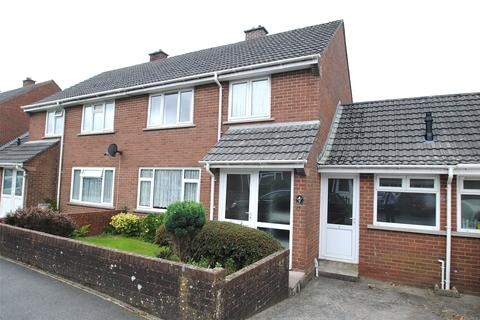 3 bedroom semi-detached house for sale - Churchill Crescent, South Molton