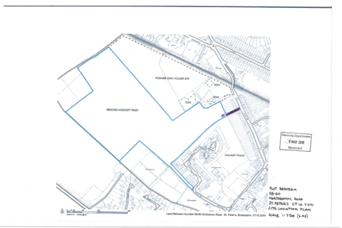 Land for sale - Northdown Road, Broadstairs, Kent
