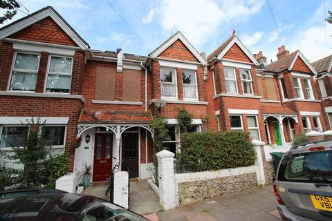 3 bedroom terraced house to rent - Lowther Road, Brighton