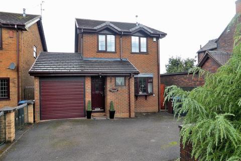 3 bedroom detached house for sale - Leek Road, Cellarhead