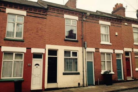 2 bedroom terraced house to rent - Warwick Street, Off Tudor Road, Leicester, Leicestershire, LE3 5SF