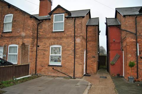 2 bedroom semi-detached house to rent - Grove Road, Solihull