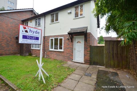 3 bedroom semi-detached house to rent - Lamorna Close, Salford, M7 3GT