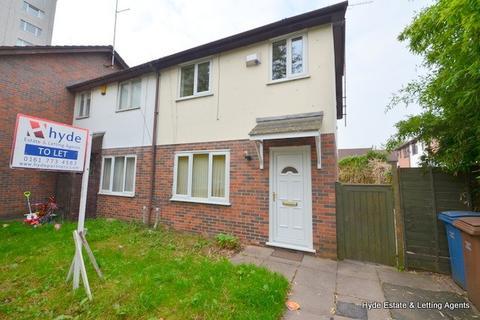 3 bedroom semi-detached house to rent - Lamorna Close, Salford