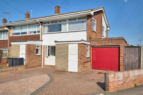 3 bedroom semi-detached house for sale - Fletcher Road, WHITSTABLE