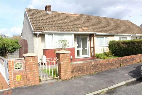 2 bedroom semi-detached bungalow for sale - Derwen Close, Waunarlwydd