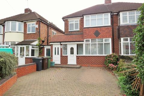 3 bedroom semi-detached house for sale - Harvard Road, Solihull