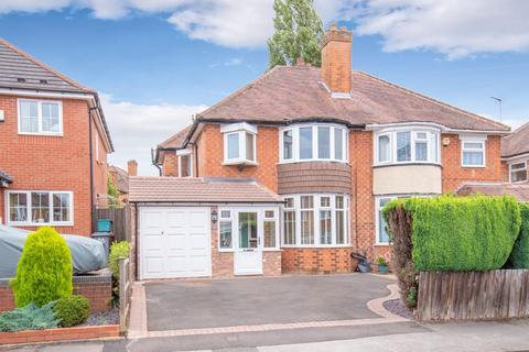 3 bedroom semi-detached house for sale - Stanton Road, Shirley, B90
