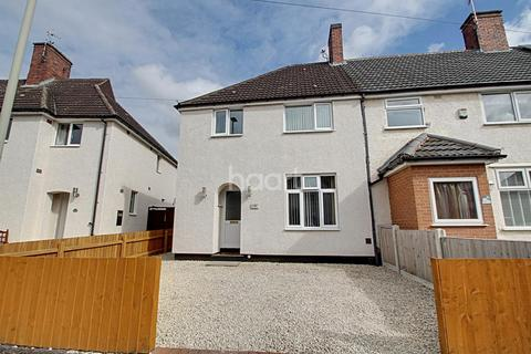 3 bedroom semi-detached house for sale - Rancliffe Crescent, Leicester