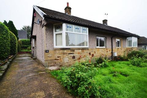 2 bedroom semi-detached bungalow for sale - Blakehill Terrace, Undercliffe,