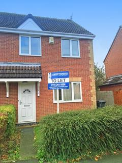 3 bedroom semi-detached house to rent - Trefoil Close, Hamilton, Leicester LE5