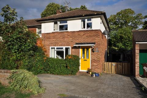3 bedroom semi-detached house for sale - Nightingale Road, Woodley, Reading, RG5 3LY