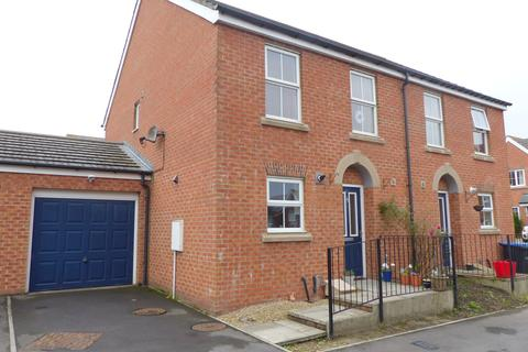 3 bedroom semi-detached house for sale - Meadowfield, Burnhope, Durham, Durham, DH7 0EJ