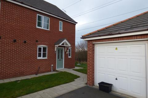 3 bedroom semi-detached house for sale - Bayfield, West Allotment, Newcastle upon Tyne, Tyne and Wear, NE27 0BH