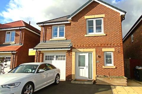 4 bedroom detached house for sale - Hadrian Wynd, Hadrian Park, Wallsend, Tyne and Wear, NE28 9ZH