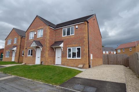 2 bedroom semi-detached house for sale - Hyperion Way, Walker, Newcastle upon Tyne, Tyne and Wear, NE6 3UA
