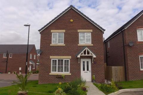 4 bedroom detached house for sale - Kestrel Close, Easington Lane, Houghton Le Spring, Tyne & Wear, DH5 0GL