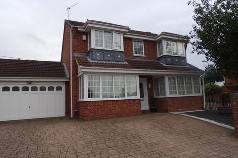 4 bedroom detached house for sale - Trinity Park, Houghton Le Spring, Tyne and Wear, DH4 4UN