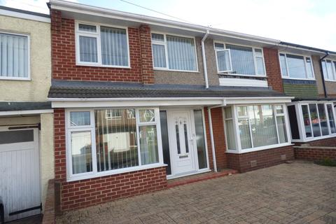 4 bedroom semi-detached house for sale - Wolmer Road, Blyth, Northumberland, NE24 3HD