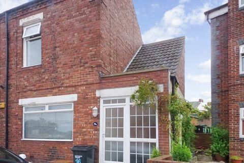 1 bedroom flat for sale - Glebe Road, Bedlington, Northumberland, NE22 6JS