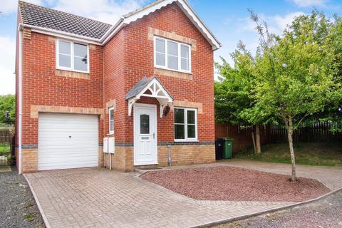 3 bedroom detached house for sale - Willowbrook Close, Bedlington, Northumberland, NE22 7BU