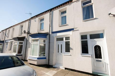 3 bedroom terraced house for sale - St. Pauls Street, Stockton, Stockton-on-Tees, Durham, TS19 0AQ