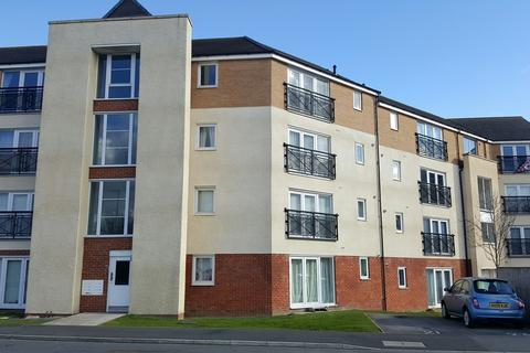 2 bedroom flat for sale - Brusselton Court, Stockton, Stockton-on-Tees, Cleveland, TS18 3AN