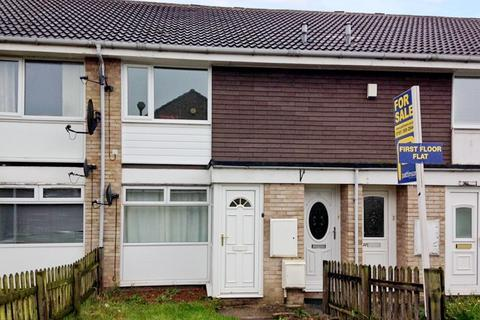 1 bedroom flat for sale - Thorntons Close, Pelton, Chester-le-Street, Durham, DH2 1QQ
