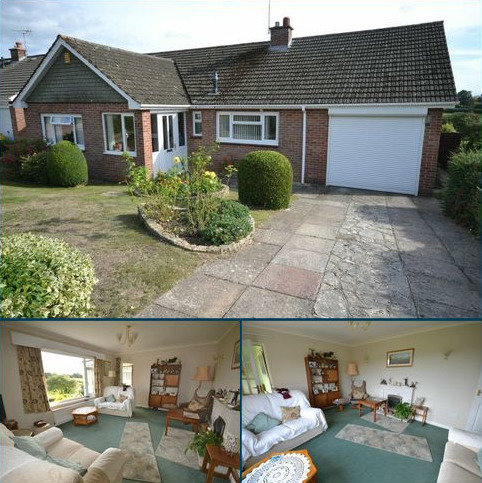 3 bedroom detached bungalow for sale - St MARYS PARK, OTTERY ST MARY