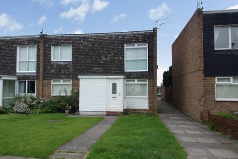 2 bedroom ground floor flat for sale - Doxford Place, Cramlington, Northumberland, NE23 6DX