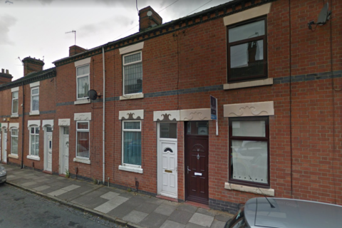 2 bedroom terraced house for sale - Kenworthy Street, Stoke-on-Trent, Staffordshire, ST6 6DF