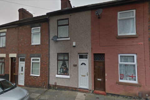 2 bedroom terraced house for sale - Dundee Street, Stoke-on-Trent, Staffordshire, ST3 2RD