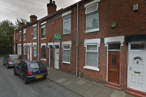 2 bedroom terraced house for sale - Wain Street, Stoke-on-Trent, Staffordshire, ST6 4ES