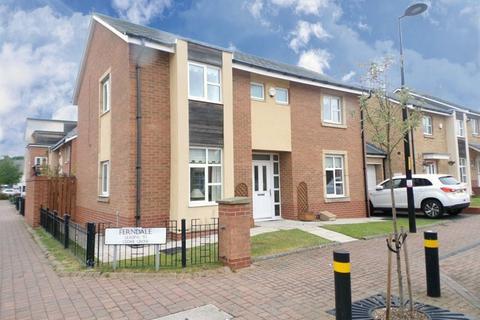 4 bedroom detached house for sale - Ferndale, Cleadon Park, South Shields, Tyne & Wear, NE34 8BS
