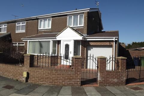 3 bedroom semi-detached house for sale - Fountain Grove, Coastal, South Shields, Tyne & Wear, NE34 6HX