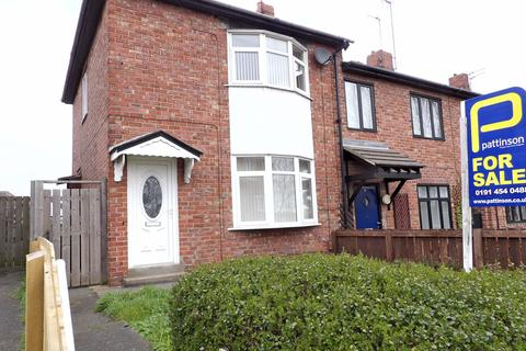 3 bedroom semi-detached house for sale - Cornwallis Square, South Shields, Tyne & Wear, NE33 1SD