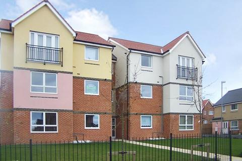 2 bedroom flat for sale - Hindmarsh Drive, Ashington, Northumberland, NE63 9FA