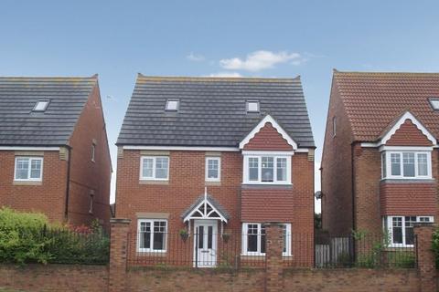 5 bedroom detached house for sale - Sherbourne Villas, Stakeford Lane, Choppington, Northumberland, NE62 5QA